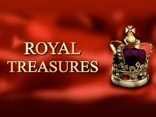 Игровой зал Royal Treasures